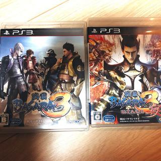 PS3  戦国BASARA3と戦国BASARA3UTAGE セット