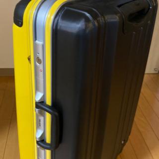 大型スーツケース 海外出張 長期旅行 約120L