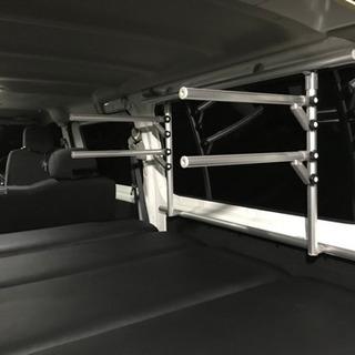 NV350 E26 DX アルミ製ボードキャリア ボードラック ...