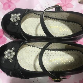女児 20センチ 入学式 靴