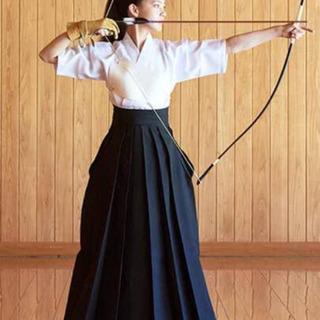 弓道袴 女性