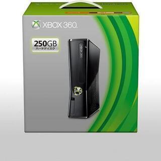 xbox360 250G 黒色 ゲーム用テレビセット