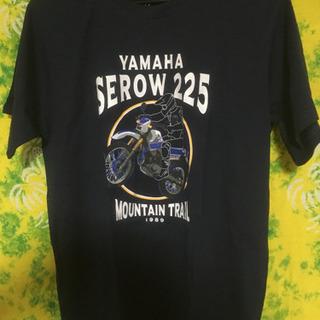 バイク柄Tシャツ新品ヤマハセロー225