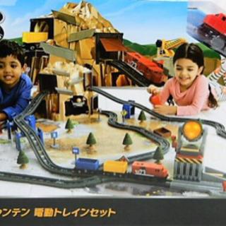 [美品です] 🚞キッズ おもちゃ 電動電車🚞