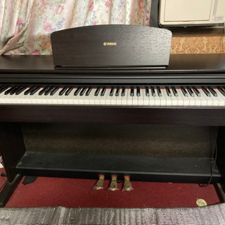 【お取引中】電子ピアノ