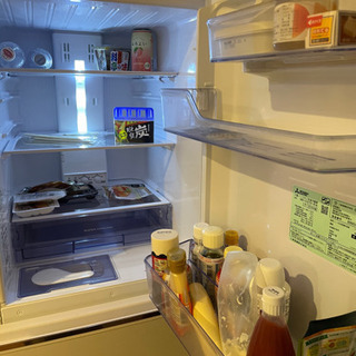 ✩.*˚2018年製✩.*˚三菱 ノンフロン冷蔵冷凍庫