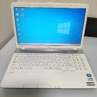 お取引中!!ノートパソコン! !  NEC LaVie SSD1...