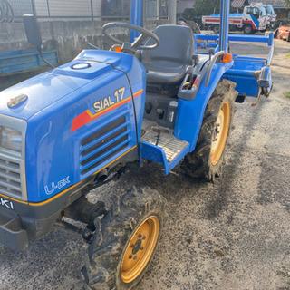 農機(トラクター等)・建設機械・トラックの高価買取