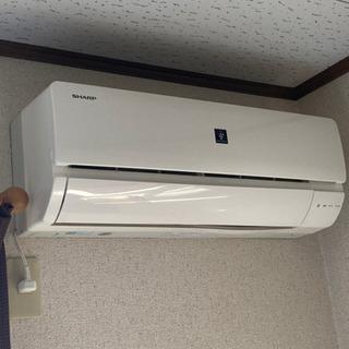 家庭用エアコン取付、取外し!!撤去等