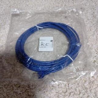 新品‼️【通信機器】LANケーブル 5m 未開封品