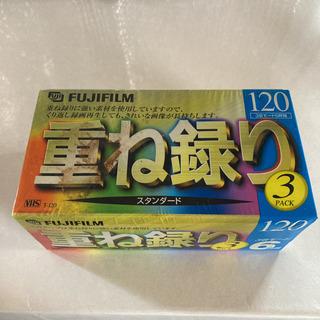 【ネット決済・配送可】FUJI FILM T-120*3F AG H