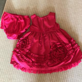 ベビーギャップ ドレス 80 ワンピース