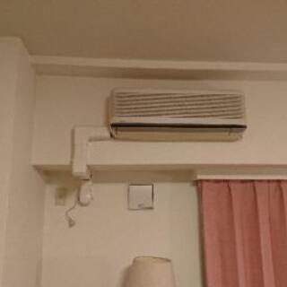 エアコンの取付け、取外しご相談下さい。