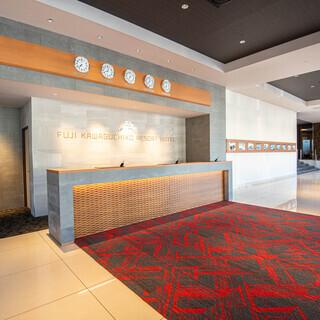 リゾートホテルフロント 予約業務