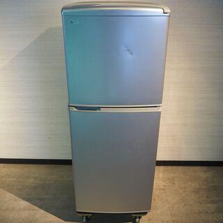 【格安】SANYO 冷蔵庫 SR-141R(SB) 09年製