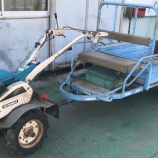農用トラクター(歩行用) 三菱MS650N TH-60
