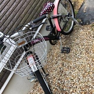 子供自転車22☆6段変速