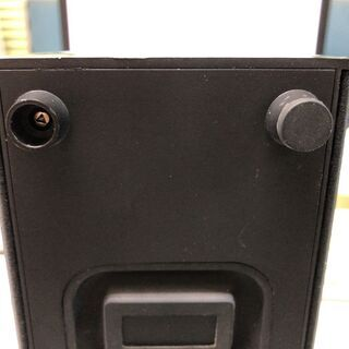 ★中古★RADIUS ラディウス 高品質ワイヤレススピーカー Bluetooth SP-BSF11K ブラック 本体のみ 通電・動作確認済  − 奈良県