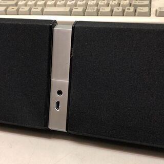 ★中古★RADIUS ラディウス 高品質ワイヤレススピーカー Bluetooth SP-BSF11K ブラック 本体のみ 通電・動作確認済  - 生駒市
