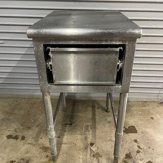 引き出し付き ステンレス作業台 業務用 厨房 H86 W45 D...