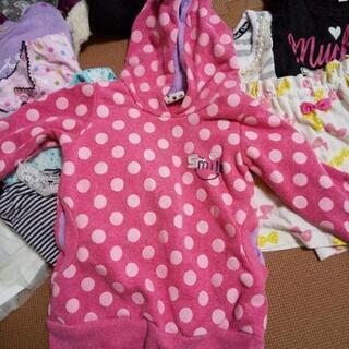 80~110センチ女の子服14点3月末まで - 子供用品