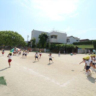 【幼稚園のパート保育補助】9:00~15:00勤務のため扶…
