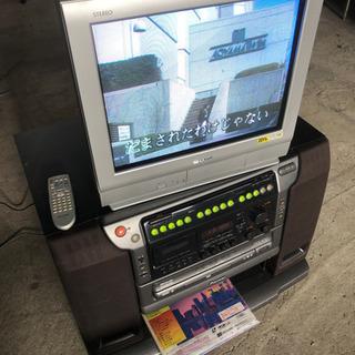 DVD レーザーディスク カラオケシステム パイオニア  DVK...