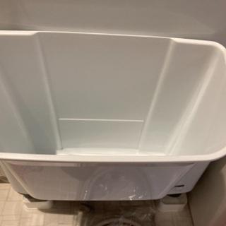 【値下げ】新品未使用 お湯取ホース、ポンプラック等付属品