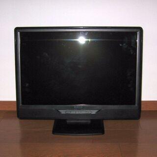 IODATA 19型液晶ディスプレイ(黒)