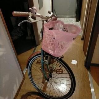 値下げ!パナソニック 自転車 22インチ
