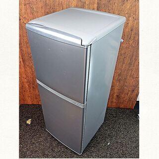 2ドア冷蔵庫(137L)アクアAQR-141C 2014年…