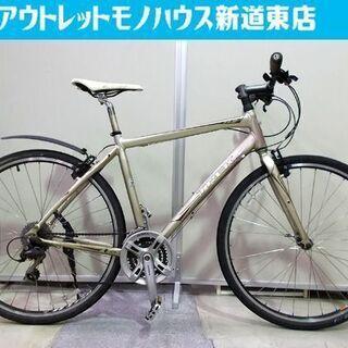 ◇クロスバイク TREK 7.2FX 700×35C アルミフレ...