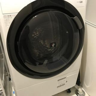 ドラム式洗濯機 シャープ ES-S60 4月1日〜2日限定