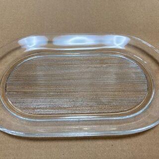 ガラス皿 (未使用品 1枚100円)