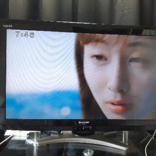 キャンセル出ました!AQUOS!!!液晶テレビ!!!
