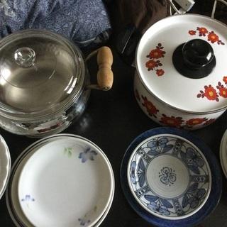 鍋 食器色々