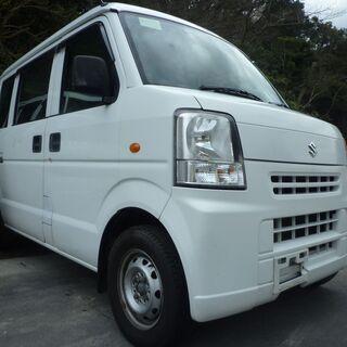 (ID3100)軽バン専門店在庫50台 25万円 スズキ エブリ...