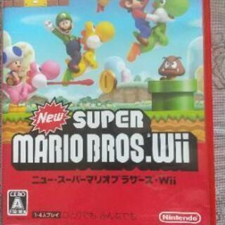 Wiiニュースーパーマリオブラザーズ