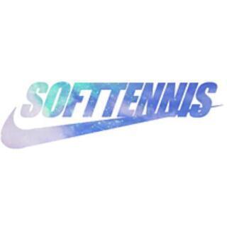ソフトテニスをやりましょー