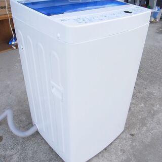 ハイアール 全自動洗濯機 4.5kg JW-C45CK 2018年