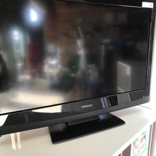 【商談中】32型液晶TV ORION 2011年製 B-CASカ...
