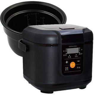 値下しました 新品 電気釜 3合炊きの画像
