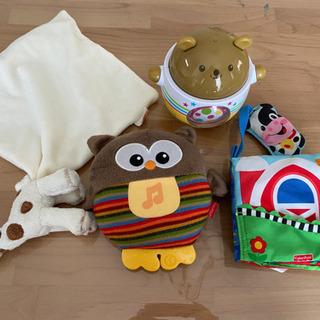 赤ちゃん用おもちゃ フィッシャープライスなど