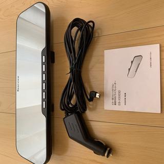ミラー型フルハイビジョン録画対応ドライブレコーダー