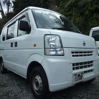 (ID3102)軽バン専門店在庫50台 27万円 日産 NV10...
