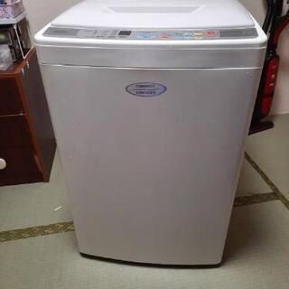 ジャンク品洗濯機