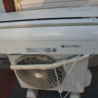 Panasonic(パナソニック)エアコン!2.2Kwを格…