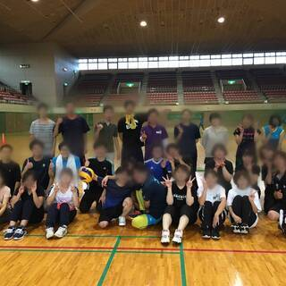 【3/27日(土)】【まるで体育の授業】バレー(6人制、柔らかい...