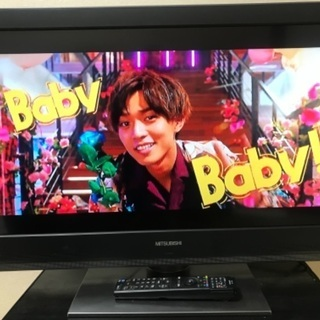 三菱の名機リアル◎ MITSUBISHI 三菱 REAL 液晶テ...