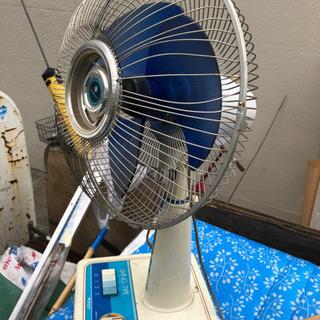 三洋 レトロ 扇風機